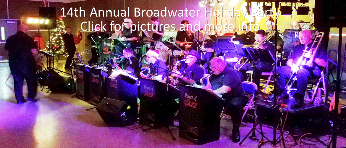 14th Annual Broadwater Holiday Party & Annual Meeting