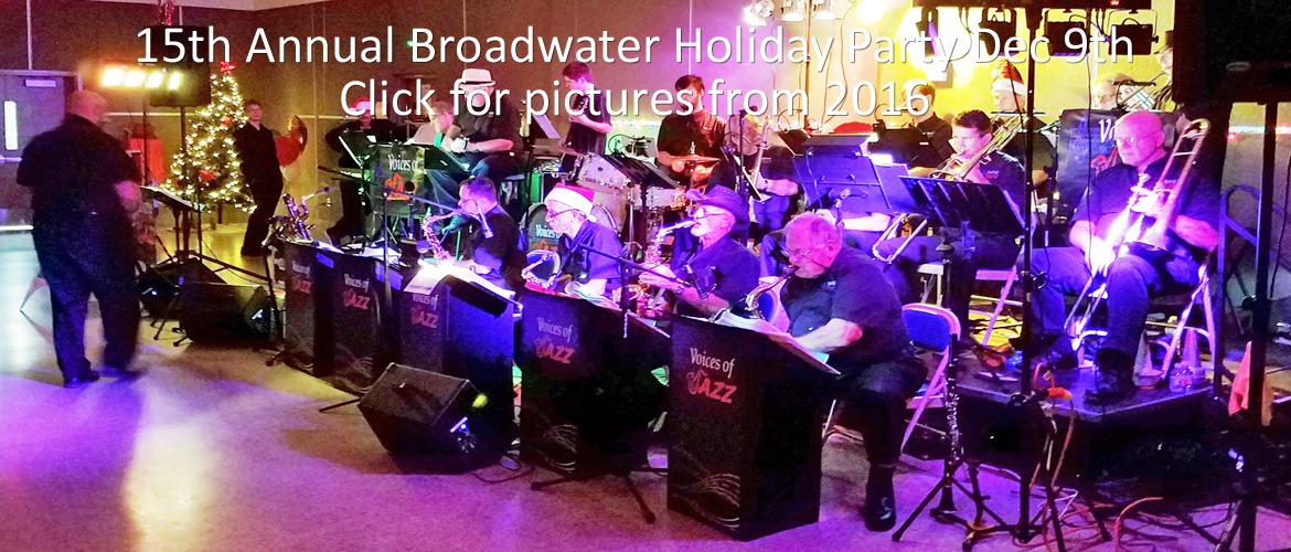 15th Annual Broadwater Holiday Party December 9 2017